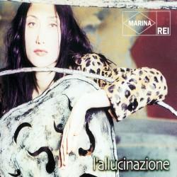 Marina Rei - L'Allucinazione (ITA 1999 Virgin 896000-2) CD, Single