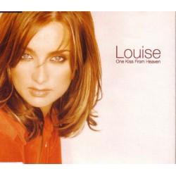 Louise - One Kiss From Heaven (ITA 1996 EMI United Kingdom  7243 8 83426 2 9) CD, Single