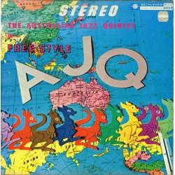 "The Australian Jazz Quintet - Free Style (US 1959 Bethlehem Records BS 6029) LP 12""."