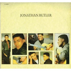 Jonathan Butler - Jonathan Butler (ITA 1987 Jive ZL 71286 ) 2xLP / EX