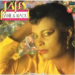 "Taffy - White & Black (ITA 1986 Phoenix  PHOMIX 314) EP 12"" / EX+"