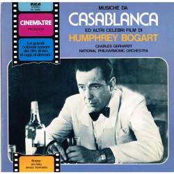 Charles Gerhardt / National Philharmonic Orchestra - Musiche Da Casablanca Ed Altri Celebri Film Di Humphrey Bogart (ITA 1979 R