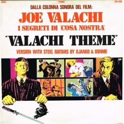 """Valachi Theme, dalla colonna sonora del film Joe Valachi""""  (ITA 1972 Joker  SM 3438) LP 12"""" / EX+"""
