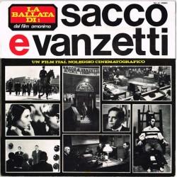 """Various - La Ballata Di Sacco E Vanzetti (ITA 1971 Signal   S-LP 74) LP 12""""."""