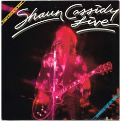 "Shaun Cassidy - Live - That's Rock'N Roll (US 1979 Warner Bros. Records HS 3265) LP 12"" / EX"