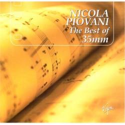 Nicola Piovani - The Best Of 35mm (ITA 2002 Virgin 8 13288 2) CD
