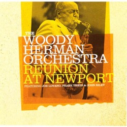 Woody Herman And His Orchestra - Reunion At Newport (GER ITM ARCHIVES 920003) 2xCD