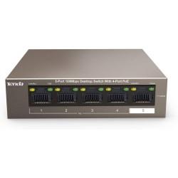 Switch 4 porte PoE +2 porte uplink 10/100Mbit F1106P-4-63W