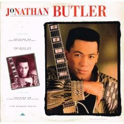 "Jonathan Butler - Holding On (US 1987 Jive 1064-1-JD) EP 12""  EX"