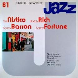 Sal Nistico / Buddy Rich / Kenny Barron / Sonny Fortune - I Giganti Del Jazz Vol. 81 (ITA Curcio GJ-81) LP