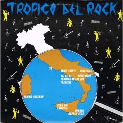 """Vari - Tropico Del Rock (ITA 1988 Cinevox TSC 33.60) LP 12""""."""