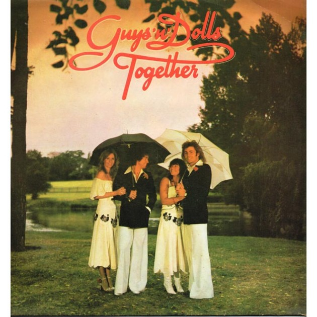Guys 'n Dolls - Together (HOL 1977 Magnet  MAG 5016) LP