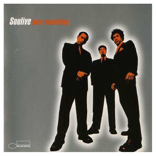Soulive - Doin' Something (EU 2001 Blue Note 7243 5 27936 2 4) CD