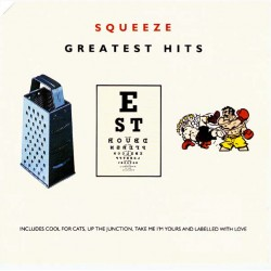 Squeeze - Greatest Hits (GER 1992 A&M Records 397 181-2) CD