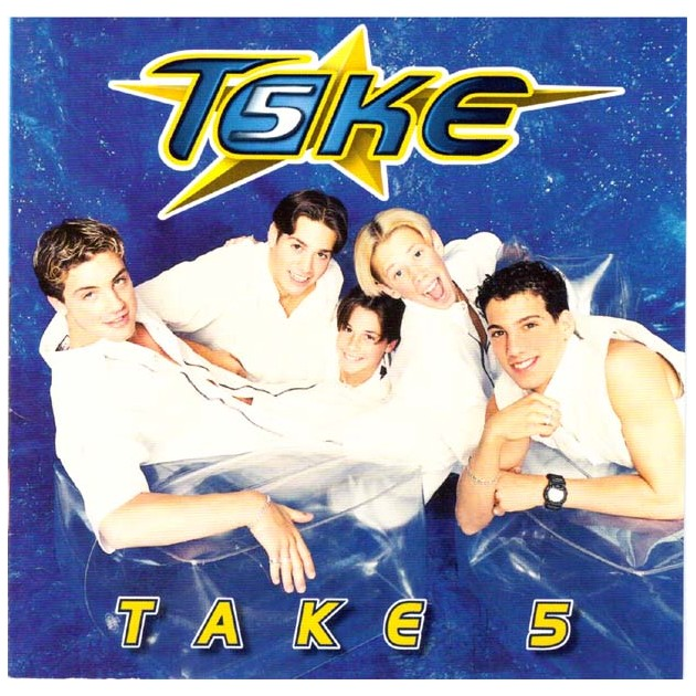 Take 5 - Take 5 (SING 1998 Form Records FRCD 20512) CD, Ltd