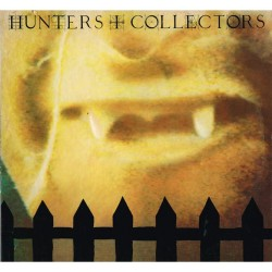 Hunters & Collectors - Hunters & Collectors (US 1983 OZ Records  SP-4973) LP