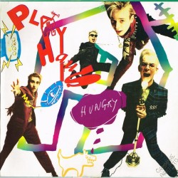 Playhaus - Hungry (GER 1989 IDE 209 769) LP EX