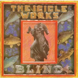 The Icicle Works - Blind (ITA 1988 Ariola, Beggars Banquet 209 044) LP