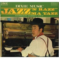 George Wright And His Varsity Five - Jazz 'n Razz Ma Tazz (ITA Joker  SM 3038) LP