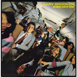 Gary Brooker - No More Fear Of Flying (UK 1979 Chrysalis CHR 1224) LP