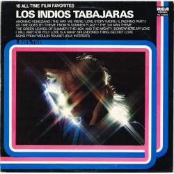 Los Indios Tabajaras - 16 All-Time Film Favorites (ITA 1977 RCA NL 47302) LP NM