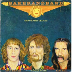 Bakerandband - From Humble Oranges (ITA 1982 CGD INT 20303) LP