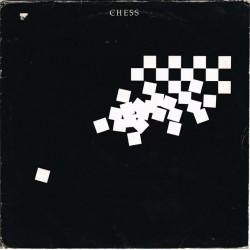 Benny Andersson,Tim Rice,Björn Ulvaeus - Chess (SCAN 1984 Polar POLYXL 2-600) 2xLP