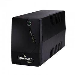 UPS Gruppo di continuità TECNOWARE ERA PLUS 800 800VA/560W interactive con stabilizzatoreonda pseudosinusoidale