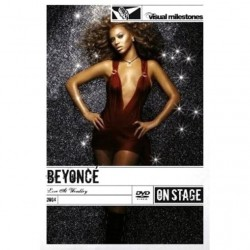Beyoncé - Live At Wembley (EU 2007 Sony Urban Music, Music World Music, Columbia 88697107439) DVD