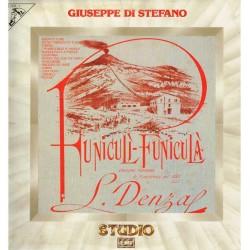 Giuseppe di Stefano - Funiculì Funiculà (ITA 1981 EMI 3C 053-17640) LP