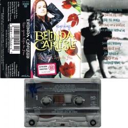 Belinda Carlisle - Live Your Life Be Free (US 1991 MCA  MCAC10446) Musicassetta