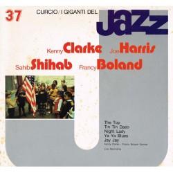 I Giganti Del Jazz Vol.37 LP - Kenny Clarke, Joe Harris, Sahib Shihab, Francy Boland, Kenny Clarke Quintet (Curcio GJ-37)