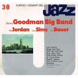 I Giganti Del Jazz Vol.38 LP - Benny Goodman And His Orchestra, Taft Jordan, Zoot Sims, Billy Bauer (Curcio GJ-38)
