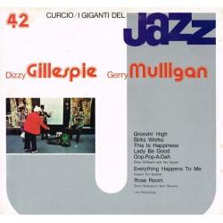 I Giganti Del Jazz Vol.42 LP - Dizzy Gillespie, Gerry Mulligan (Curcio GJ-42)