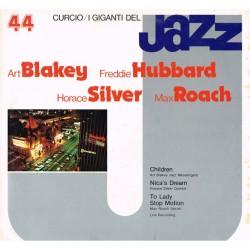 I Giganti Del Jazz Vol.44 LP - Art Blakey, Freddie Hubbard, Horace Silver, Max Roach (Curcio GJ-44)