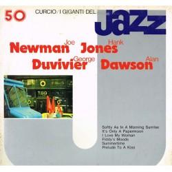 I Giganti Del Jazz Vol.50 LP - Joe Newman, Hank Jones, George Duvivier, Alan Dawson (Curcio GJ-50)