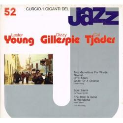 I Giganti Del Jazz Vol.52 LP - Lester Young, Dizzy Gillespie, Cal Tjader (Curcio GJ-52)