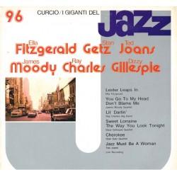 I Giganti Del Jazz Vol.96 LP - Ella Fitzgerald, Stan Getz, Ted Joans, James Moody, Ray Charles, Dizzy Gillespie (Curcio GJ-96)