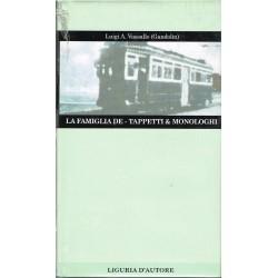 Luigi A. Vassallo (Gandolin) - La famiglia de, Tappetti & Monologhi (2005) Liguria D'Autore