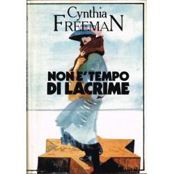 Cynthia Freeman - Nion è tempo di lacrime (1983) CDE