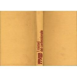 I misteri del confessionale. Traduz. Di Giuliana Segre Giorgi (1969) Dellavalle