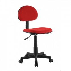 Sedia dattilo per Ufficio Colore Rosso