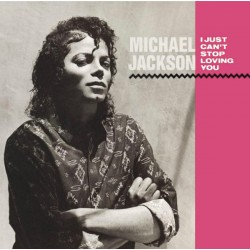 Michael Jackson - I Just Can't Stop Loving You (EU 2012 Epic, Legacy 88725414922) CD Single