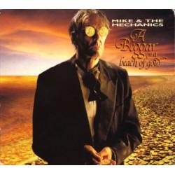 Mike & The Mechanics - A Beggar On A Beach Of Gold (UK 1995 Virgin VSCDX 1535) CD Single