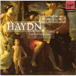 Haydn - String Quartets op. 54 & 74: Endellion String Quartet