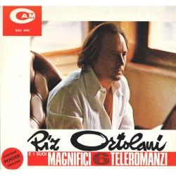 Riz Ortolani E I Suoi Magnifici 6 Teleromanzi (ITA 1977 CAM SAG. 9083) LP NM