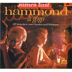 James Last & His Hammond Bar Combo - Hammond a Go-go (GER 1965 Polydor 237 470) LP EX