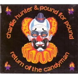 Charlie Hunter & Pound For Pound - Return Of The Candyman (EU 1998 Blue Note 7243 8 23108 2 2) CD