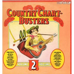 Vari - Country Chart-Busters, Vol. II (ITA 1974 CBS 31818) LP NM