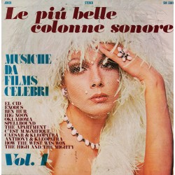 John Blackinsell Orchestra - Le Più Belle Colonne Sonore Vol. 1 (ITA 1973 Joker SM 3301) LP NM